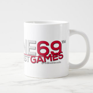 Redline69 Games - Bone China Mug