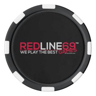 Redline69 Games - Clay Poker Chips