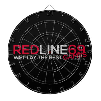 Redline69 Games - Dartboard