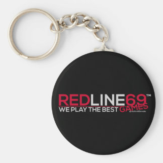 Redline69 Games - Key Ring