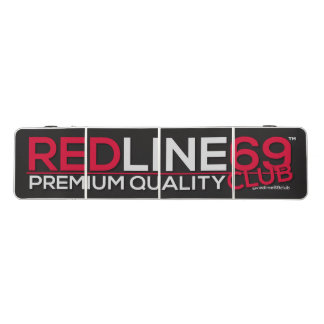 redline69club Regulation Size Ping Pong Table