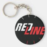 Redline Keychain