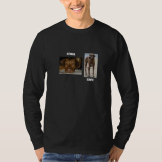 RedmanCurious copy, RowdyByTheSea, Redman, Rowdy T-Shirt