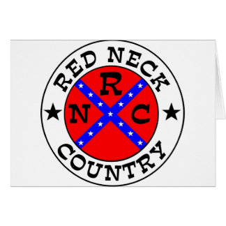 Redneck Country Card