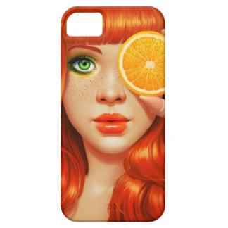 RedOrange Coques Case-Mate iPhone 5