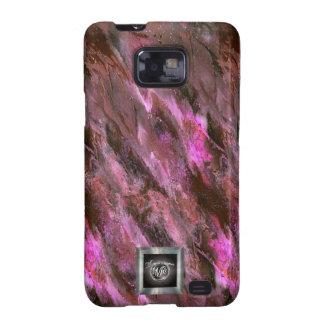RedPink Liquid camo Samsung Galaxy S2 case