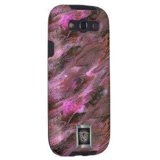 RedPink Liquid camo Samsung Galaxy S3 case