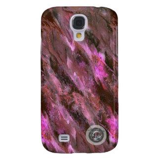 RedPink Liquid camo Samsung Galaxy S4 case