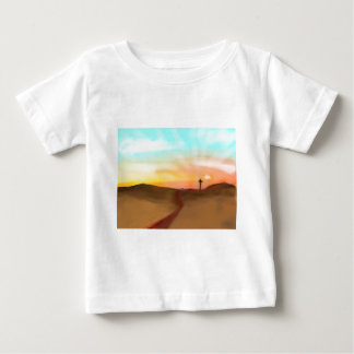 Redroad journey to the Cross clothing Baby T-Shirt