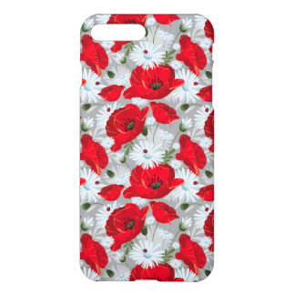 Reds and Whites iPhone 7 Plus Case