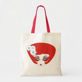 Reds Daisy Do Tote Bag