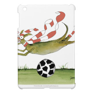 reds soccer dog cover for the iPad mini