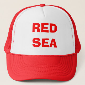 REDSEA TRUCKER HAT