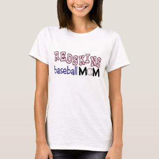 Redskins Baseball Mom shirt