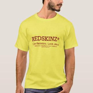 Redskinz / Jesus Fan T-Shirt