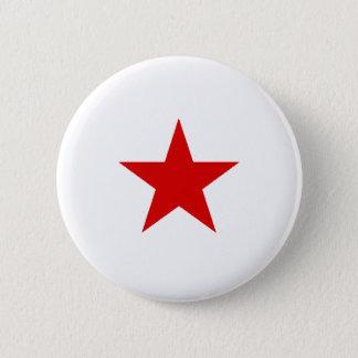 redstar 2 inch round button