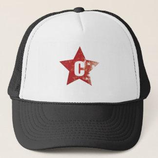 RedStar Brand Truck Driver's Cap