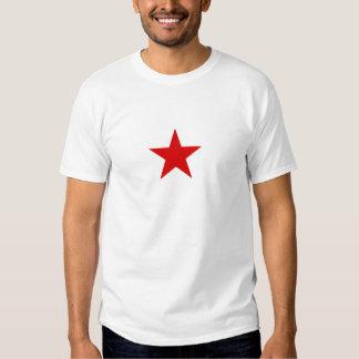 redstar t shirt