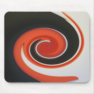 RedSwirl mousemat Mouse Pad