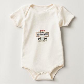 reduce divorces automatic 50 50 custody baby bodysuit