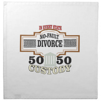 reduce divorces automatic 50 50 custody napkin