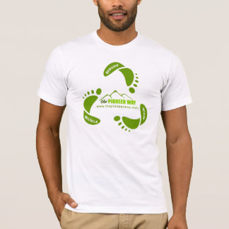 """Reduce Reuse Recycle """"Made in USA"""" (Men's) T-shirt"""