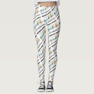 Reduce Smog Support Photosynthesis Light Dependent Leggings