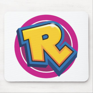 Reduced Break Logo Mouse Pad