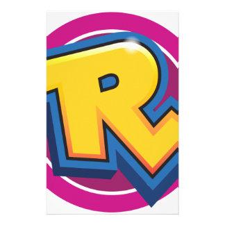Reduced Break Logo Stationery