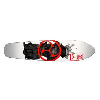 réduisez les samouraïs skateboard 20,6 cm