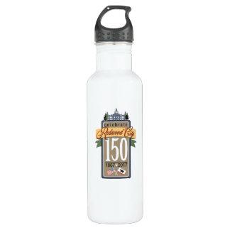 Redwood City 150th Anniversary 710 Ml Water Bottle
