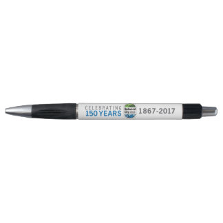 Redwood City 150th Anniversary Pen