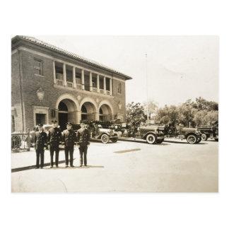 Redwood City 150th Anniversary Postcard