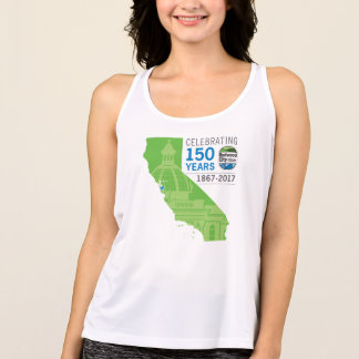 Redwood City 150th Anniversary Tank Top