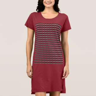 Redwood Diamond T Shirt Dress