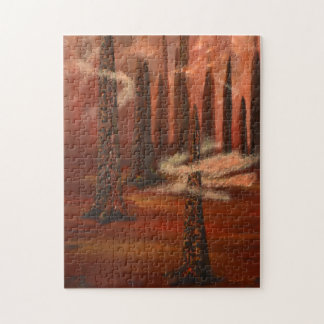 Redwood Forest Jigsaw Puzzle