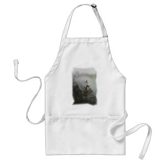 Redwood Haze BBQ Apron