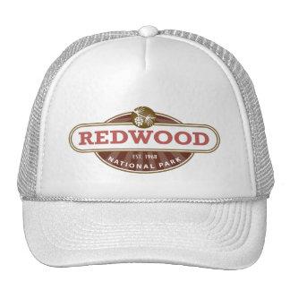 Redwood National Park Mesh Hat