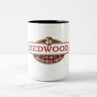 Redwood National Park Mugs