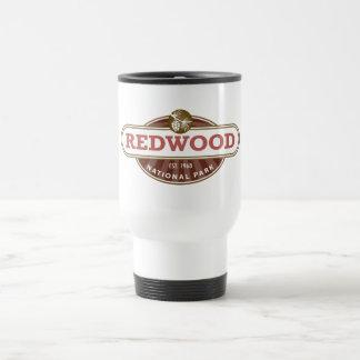 Redwood National Park Coffee Mug