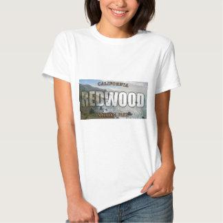 Redwood National Park Tee Shirt