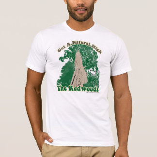 Redwood Natural High T-shirt