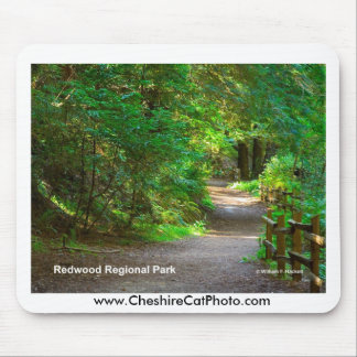 Redwood Regional Park California Products Mouse Pad