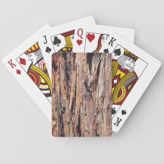 Redwood Tree Playing Cards
