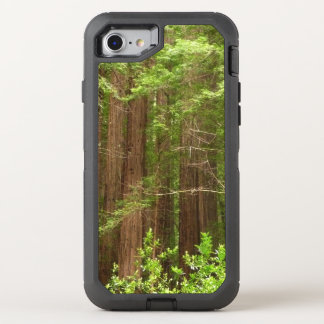 Redwood Trees at Muir Woods National Monument OtterBox Defender iPhone 8/7 Case