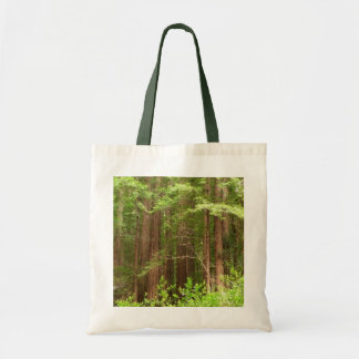 Redwood Trees at Muir Woods National Monument Tote Bag