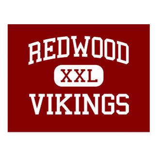 Redwood - Vikings - Middle - Thousand Oaks Postcard