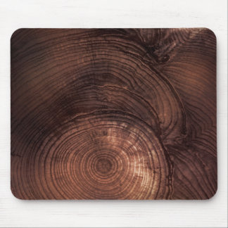 Redwood Wood Grain Mousepad
