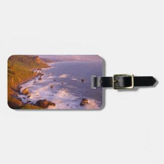 Redwoods coastline, California Luggage Tag