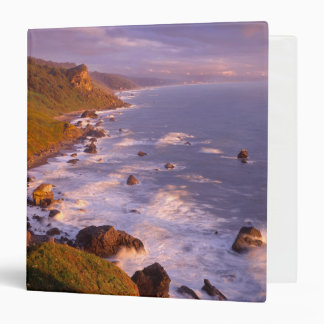 Redwoods coastline, California Vinyl Binder